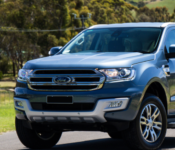 2022 Ford Everest Australia Sport