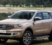 2022 Ford Everest Nz Redesign Review