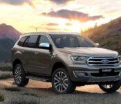 2022 Ford Everest Spy Raptor Review