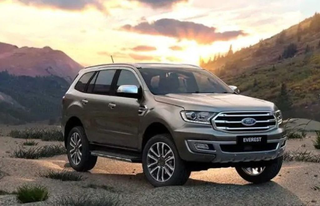 2022 Ford Everest Spy Raptor Review