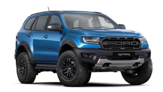 2022 Ford Everest Titanium Price