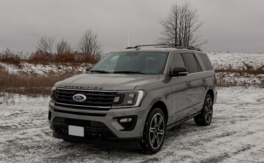 2022 Ford Expedition Hybrid Limited Towing Electric