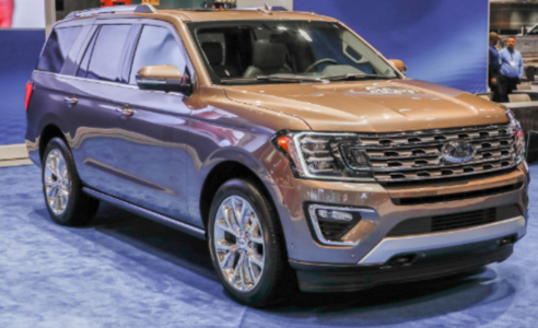 2022 Ford Expedition Refresh Platinum Max