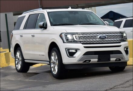 2022 Ford Expedition Review Platinum Xl Fx4 Exterior