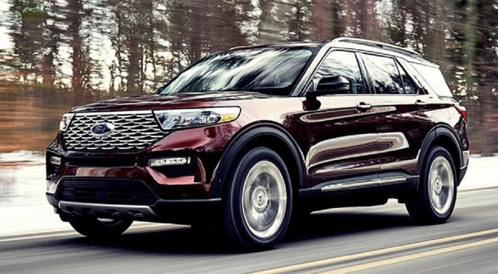 2022 Ford Explorer Cost Fx4 4wd Awd Pictures