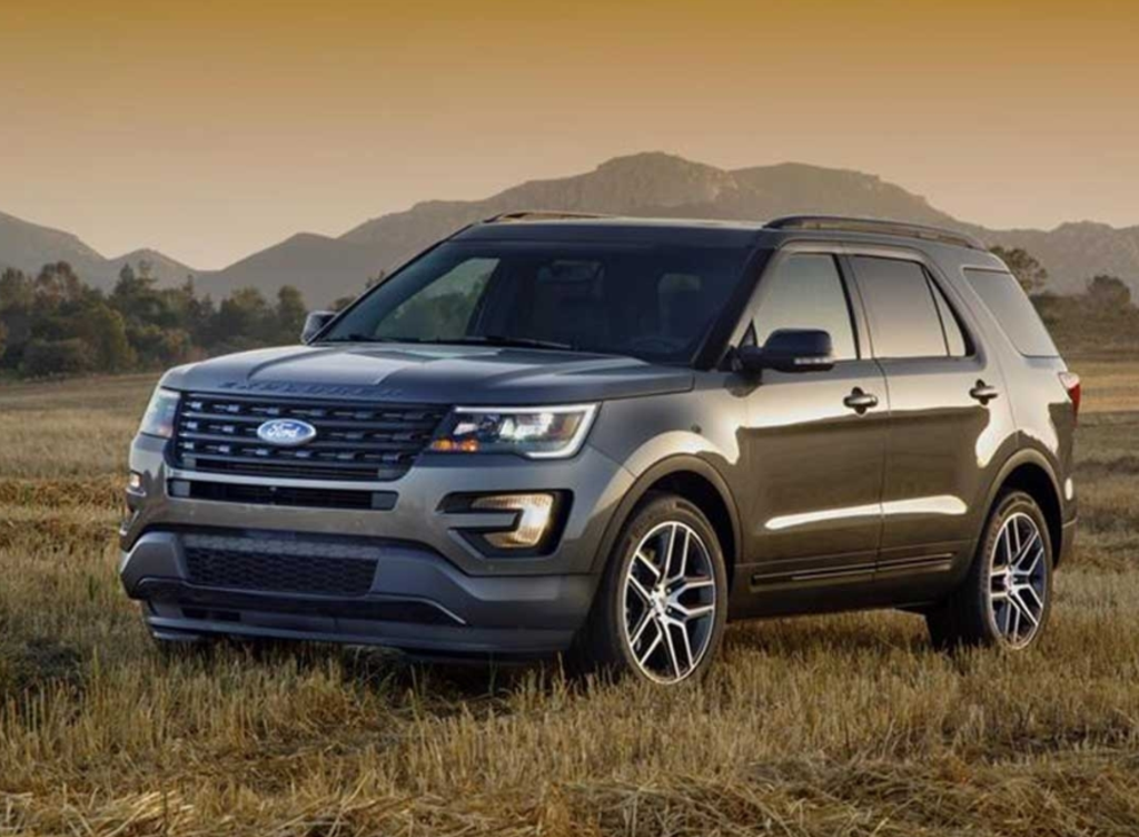 2022 Ford Explorer Platinum Interior For Sale Towing Capacity