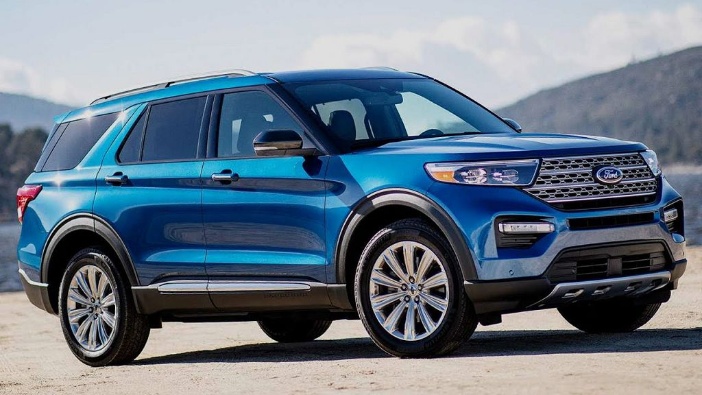 2022 Ford Explorer Review Sport Police Interceptor St Review