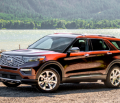 2022 Ford Explorer Rs V8 Ppv Suv Reviews Hybrid