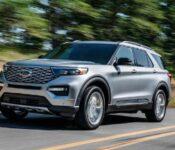 2022 Ford Explorer St Platinum Xlt Limited Msrp