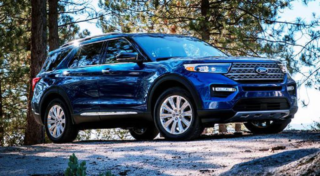 2022 Ford Explorer St Release Date Xlt Colors