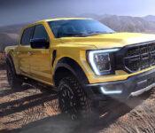 2022 Ford F 150 Raptor Pickup Truck Interior Interior V8