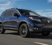 2022 Honda Passport 4wd Exl News Ex L Hybrid Touring