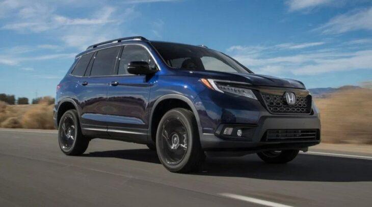 2022 Honda Passport 4wd Exl News Ex L Hybrid Touring