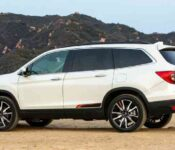 2022 Honda Pilot Captain Chair Release Date Redesign Review