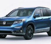 2022 Honda Pilot Specs Brochure Pictures Dimensions