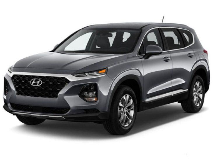 2022 Hyundai Santa Fe 2.0t Gls Nm Recalls Hybrid New