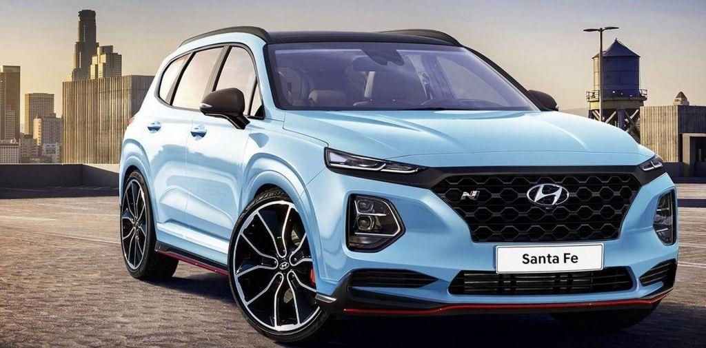 2022 Hyundai Santa Fe Lx Hybrid V6 Interior