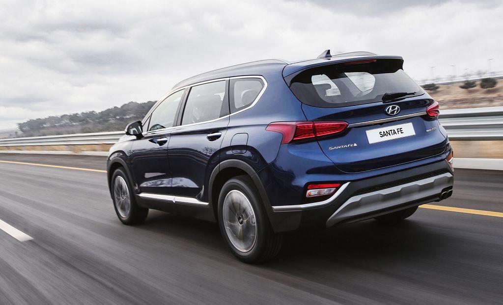 2022 Hyundai Santa Fe Pickup Limited Turbo Se 2.4 Base Model