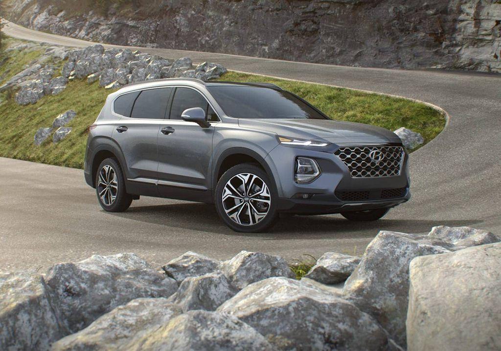 2022 Hyundai Santa Fe Trailer Hitch Se White Hytrac