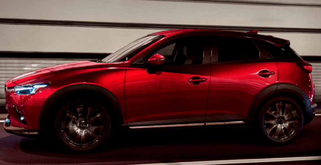 2022 Mazda Cx 3 Prices Cost Lease Specs