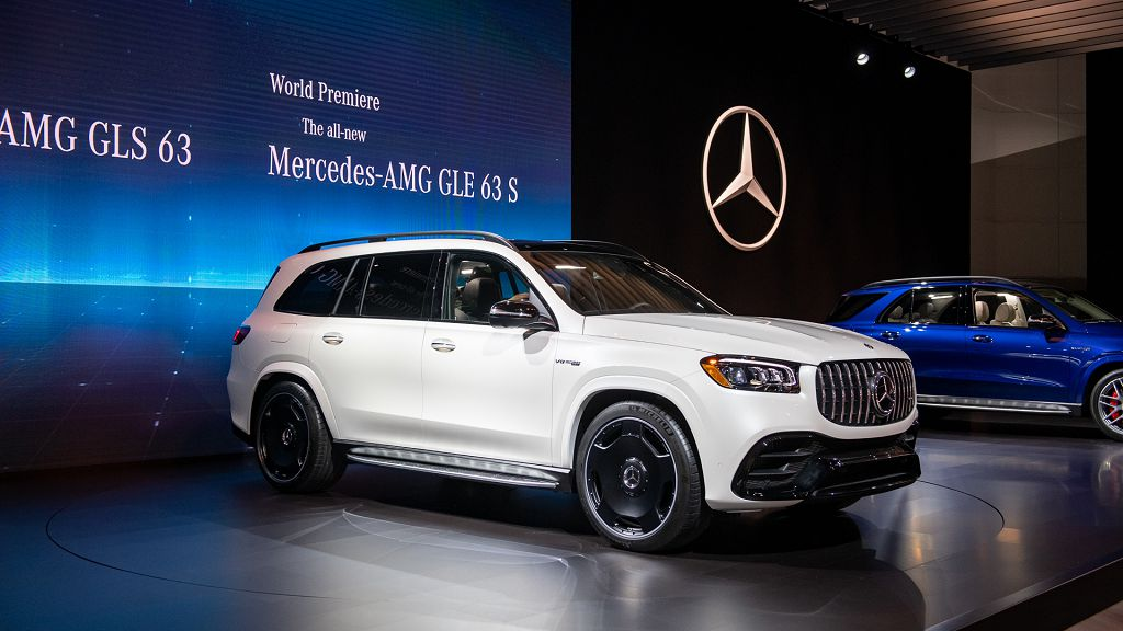 2022 Mercedes Amg Gls 63 Suv Price For Sale