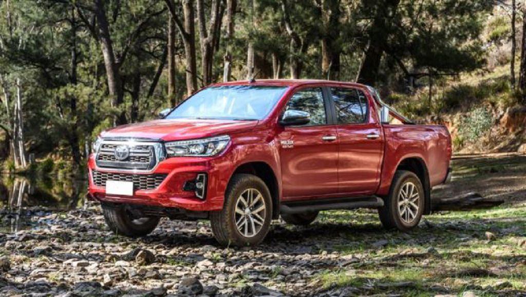 2022 New Toyota Hilux Philippines Australia