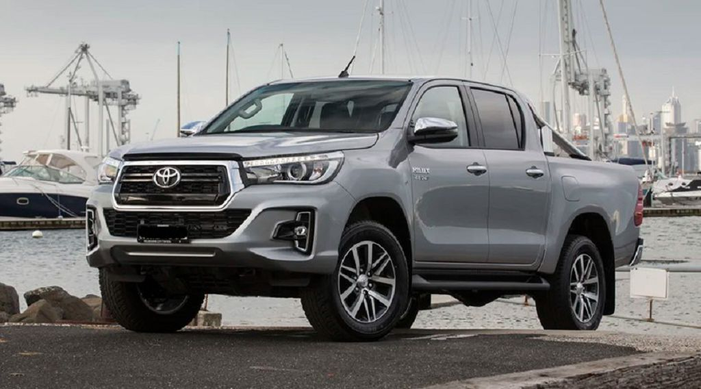 2022 New Toyota Hilux Price South Africa