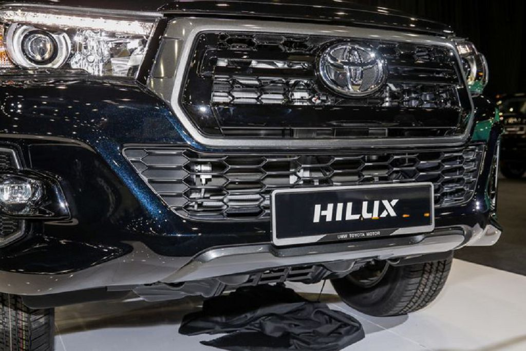 2022 New Toyota Hilux South Africa Uk