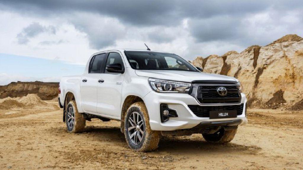 2022 New Toyota Hilux Trd Pro Specs