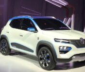 2022 Renault Kwid Climber Ev Mx Big Bs6 Led Lights