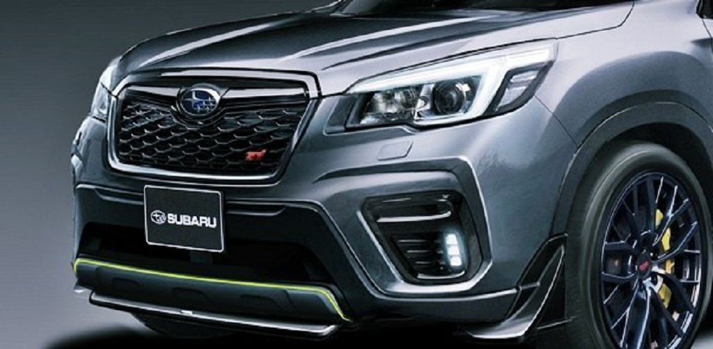 2022 Subaru Forester Sport Release Xt Sti Price Limited