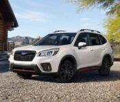 2022 Subaru Forester Sport Sti Redesign Hybrid Touring