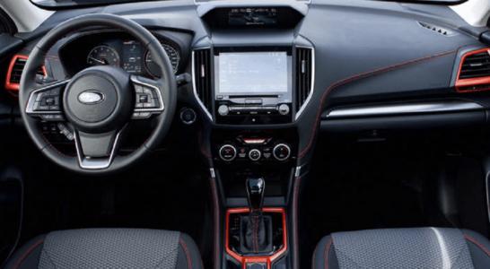 2022 Subaru Forester Sport Turbo Width Premium Touring