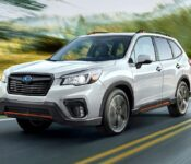 2022 Subaru Forester Sport Xt Turbo Sport Changes Review