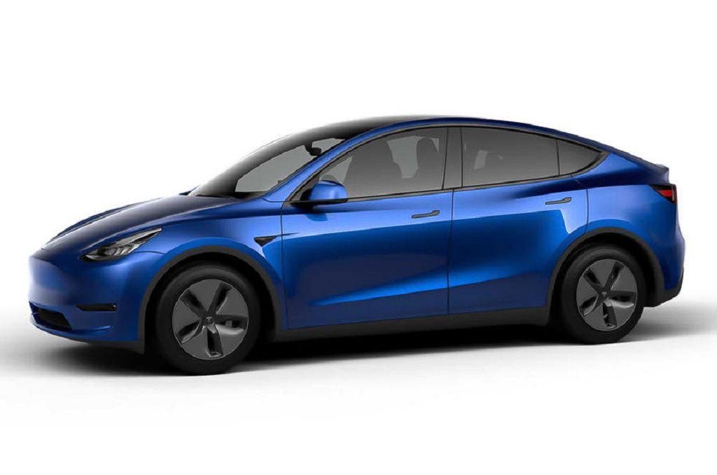 2022 Tesla Model Y Vin Number Range Colors