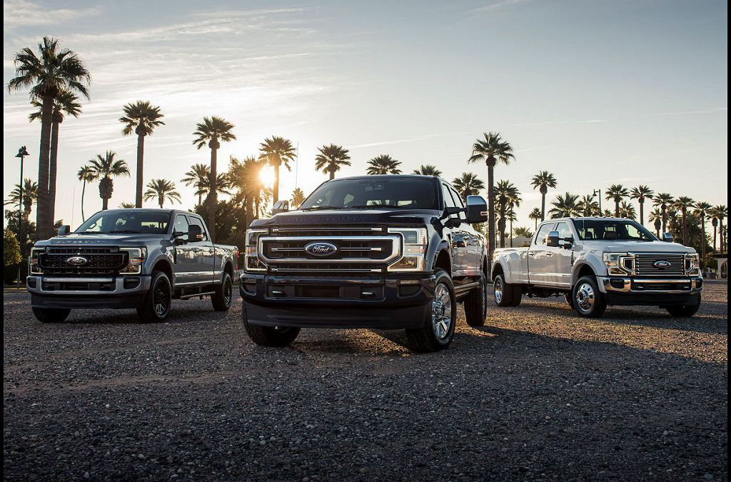 2022 Ford F350 Drw Trucks Colors Review Tremor