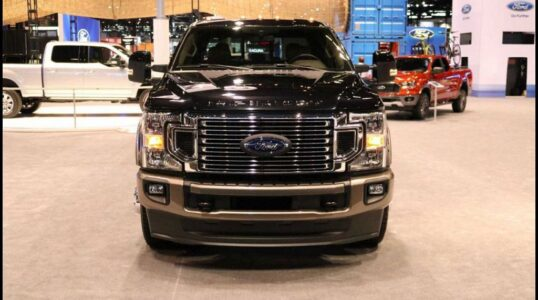 2022 Ford F350 Dually Limited Options Platinum