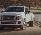 2022 Ford F350 Tremor Limited Towing Capacity