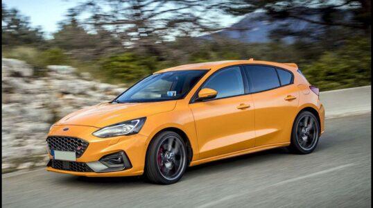 2022 Ford Focus Mpg Se Sel Usa Hatchback Automatic