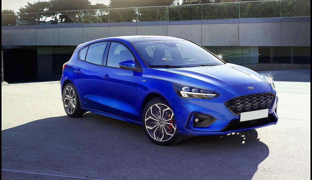 2022 Ford Focus Rs St Facelift Titanium Package Transmission