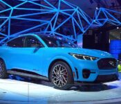 2022 Ford Mustang Mach E Gt Suv 0 60 Cost Space White Gt Problems