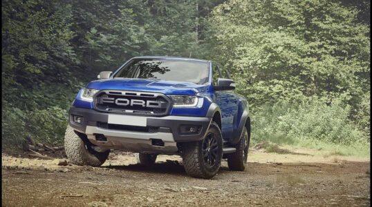 2022 Ford Ranger Raptor Hybrid Review Usa Manual Transmission
