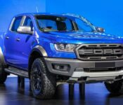 2022 Ford Ranger Raptor Usa Towing Capacity Model