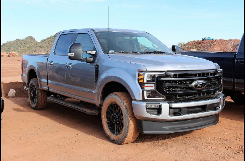 2022 Ford Super Duty Changes Interior Release Date