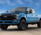 2022 Ford Super Duty Job 1 Tremor Specs Order Guide Colors