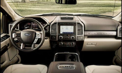 2022 Ford Super Duty Order Redesign Updates Build Date
