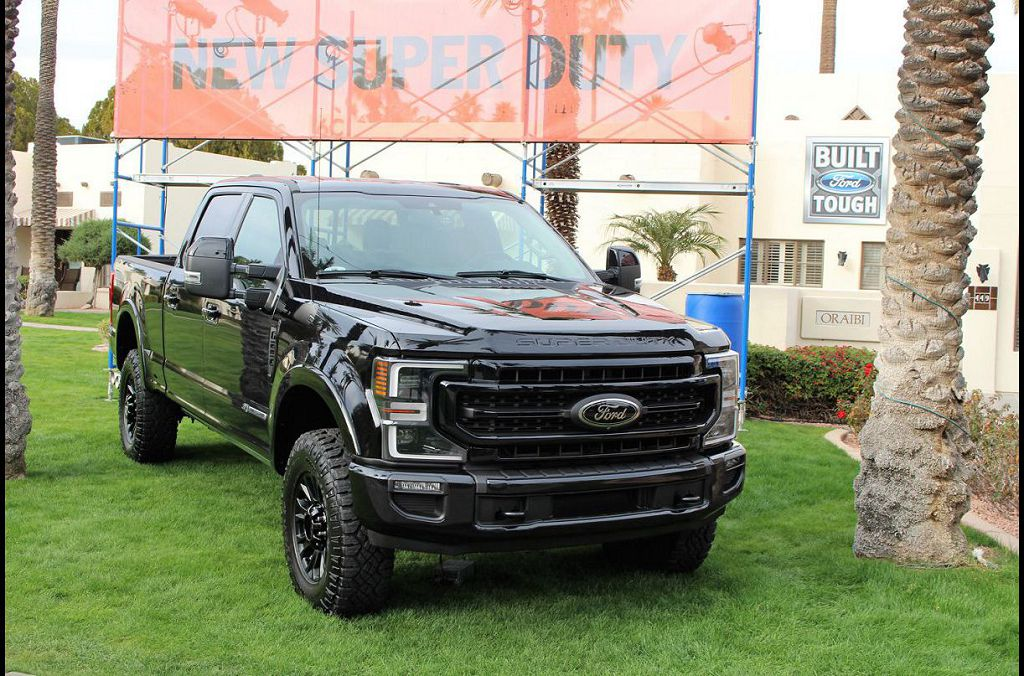 2022 Ford Super Duty Redesign F450 Updates Interior