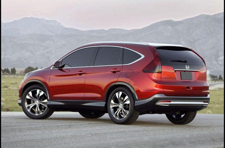 2022 Honda Cr V Ex Awd Mpg Specs Cost