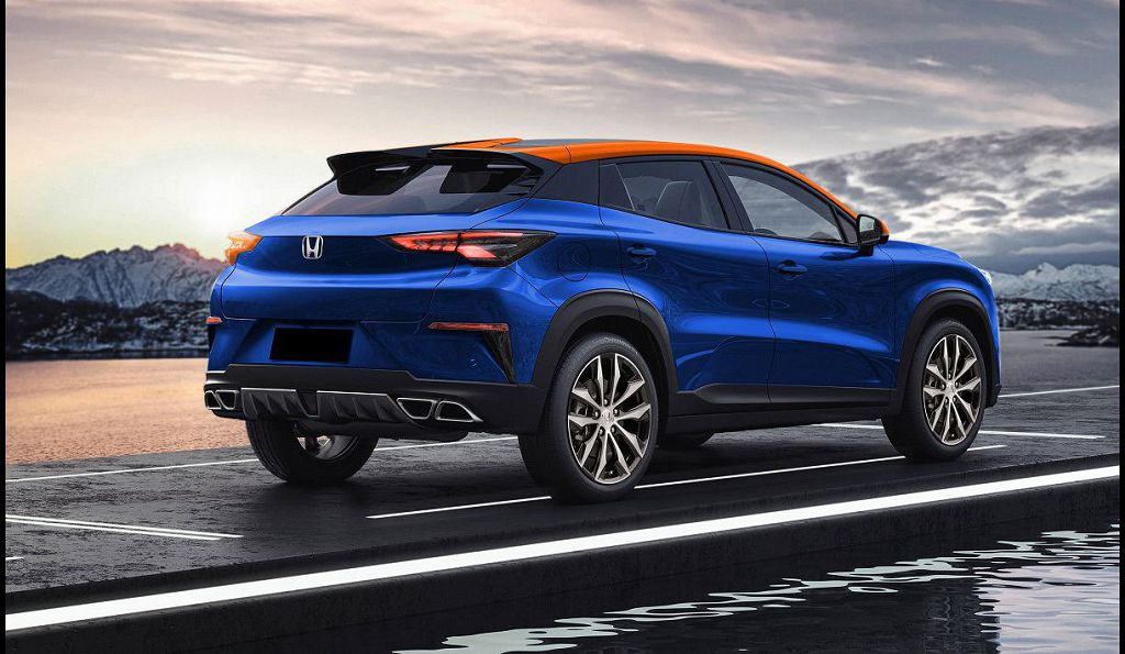 2022 Honda Cr V Hybrid Redesign Concept Artist Rendition Redesign