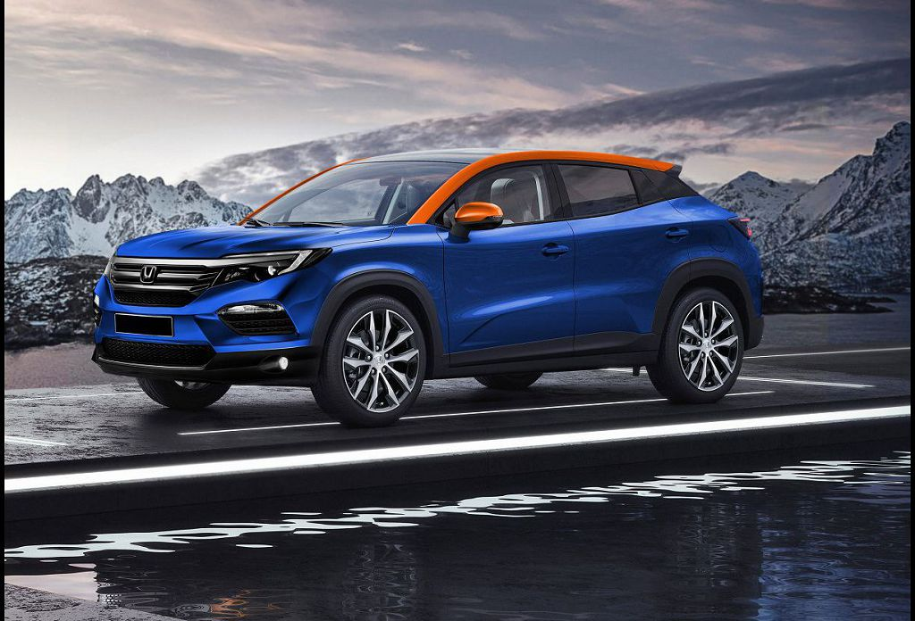 2022 Honda Cr V Redesign News Ex L Specs